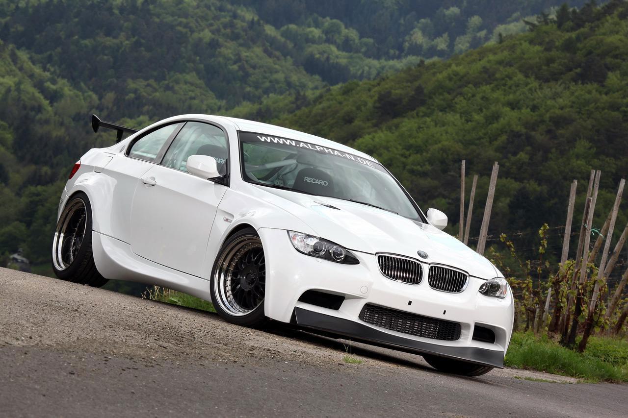 Alpha-N Performance dodali 450 koní pro BMW 3 5