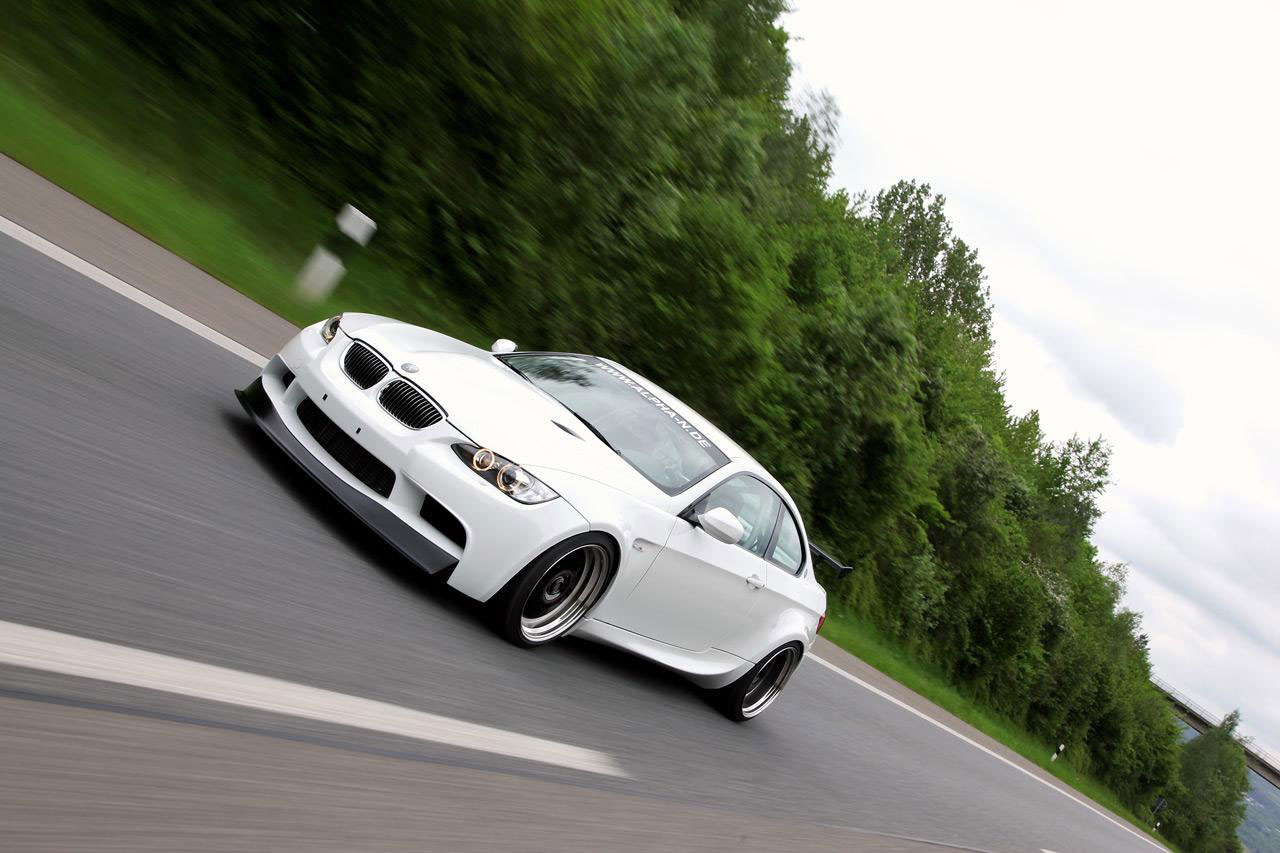 Alpha-N Performance dodali 450 koní pro BMW 3 6