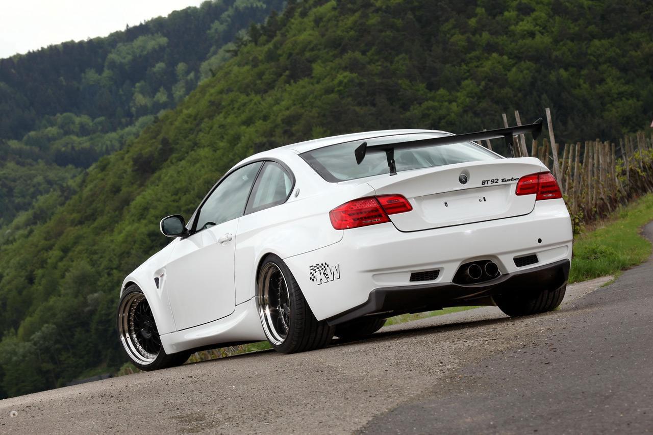 Alpha-N Performance dodali 450 koní pro BMW 3 7