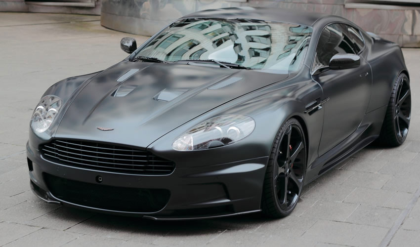 Aston Martin DBS Platinum Grey Edition od Anderson Germany 3