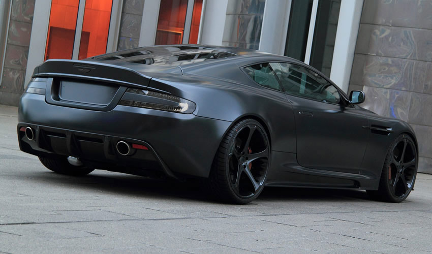 Aston Martin DBS Platinum Grey Edition od Anderson Germany 4