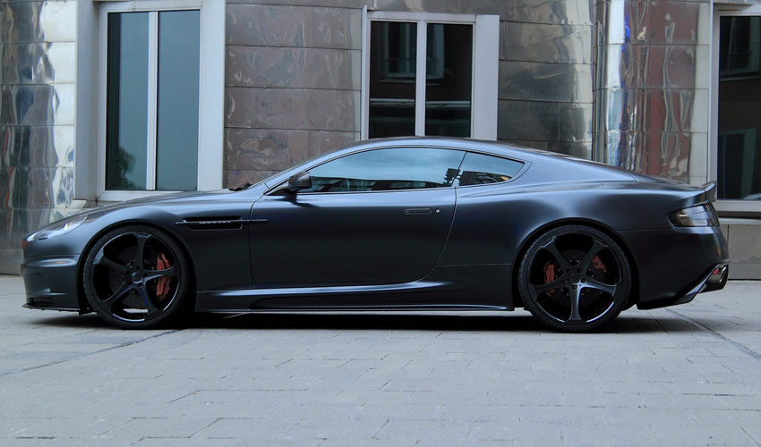 Aston Martin DBS Platinum Grey Edition od Anderson Germany 5