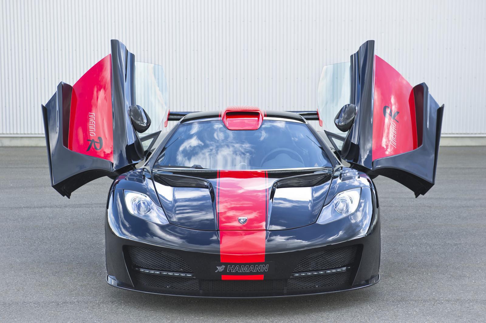 Hamman udělal povedenou úpravu McLaren MP4-12C 3