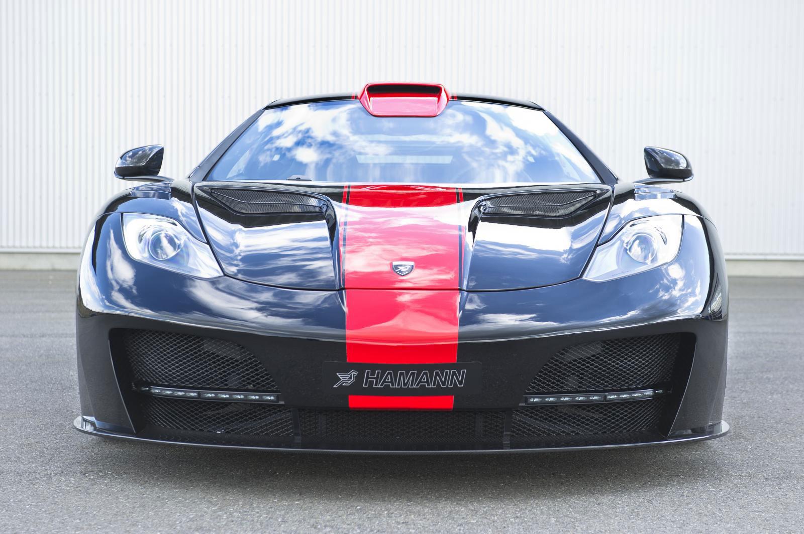 Hamman udělal povedenou úpravu McLaren MP4-12C 7