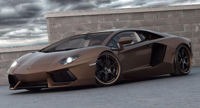 Lamborghini Aventador dostalo větší výkon od Wheelsandmore 1