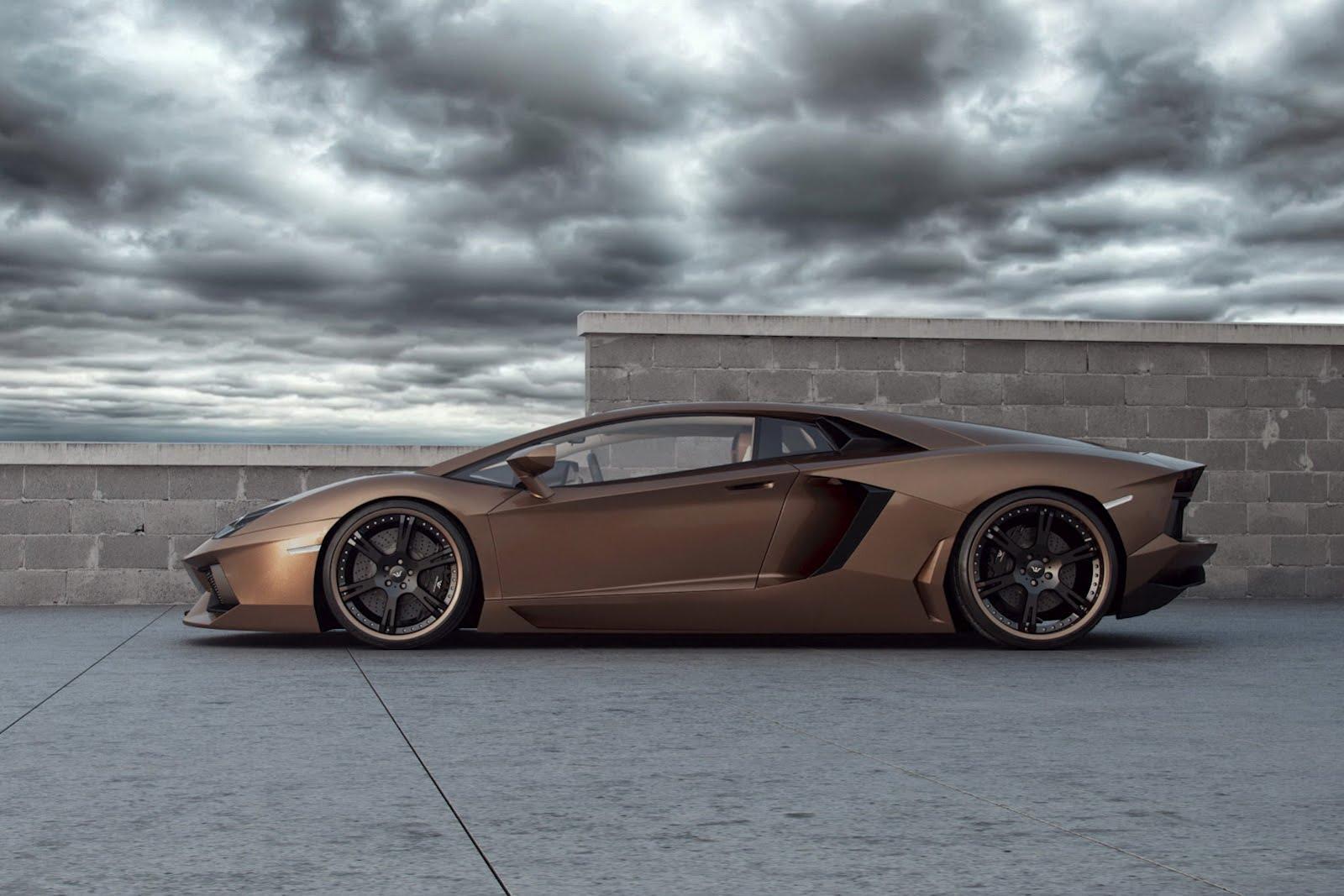 Lamborghini Aventador dostalo větší výkon od Wheelsandmore 2