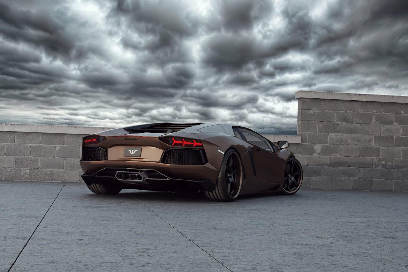 Lamborghini Aventador dostalo větší výkon od Wheelsandmore 3