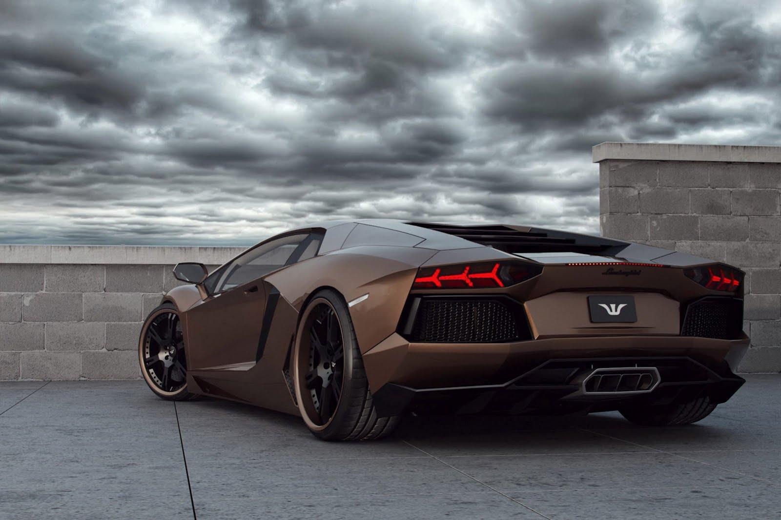 Lamborghini Aventador dostalo větší výkon od Wheelsandmore 5