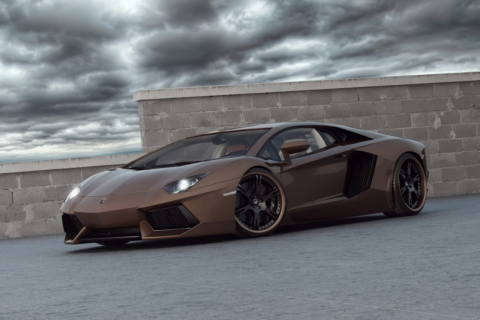 Lamborghini Aventador dostalo větší výkon od Wheelsandmore 7