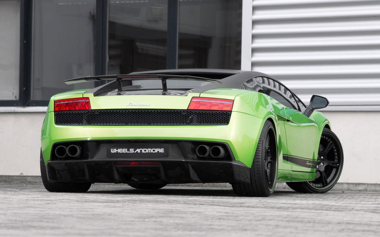 Lamborghini Gallardo Green Beret od Wheelsandmore 3