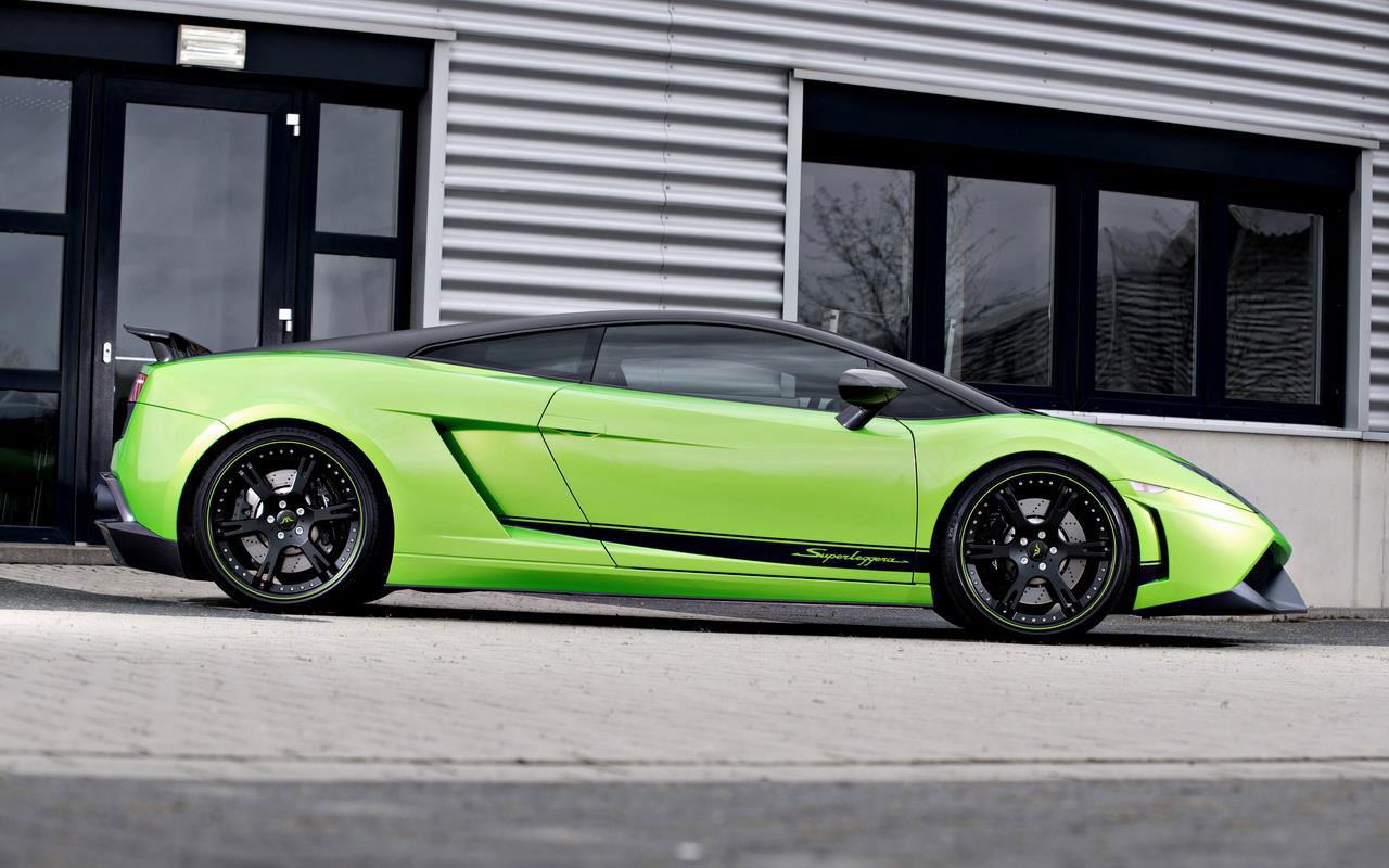 Lamborghini Gallardo Green Beret od Wheelsandmore 4