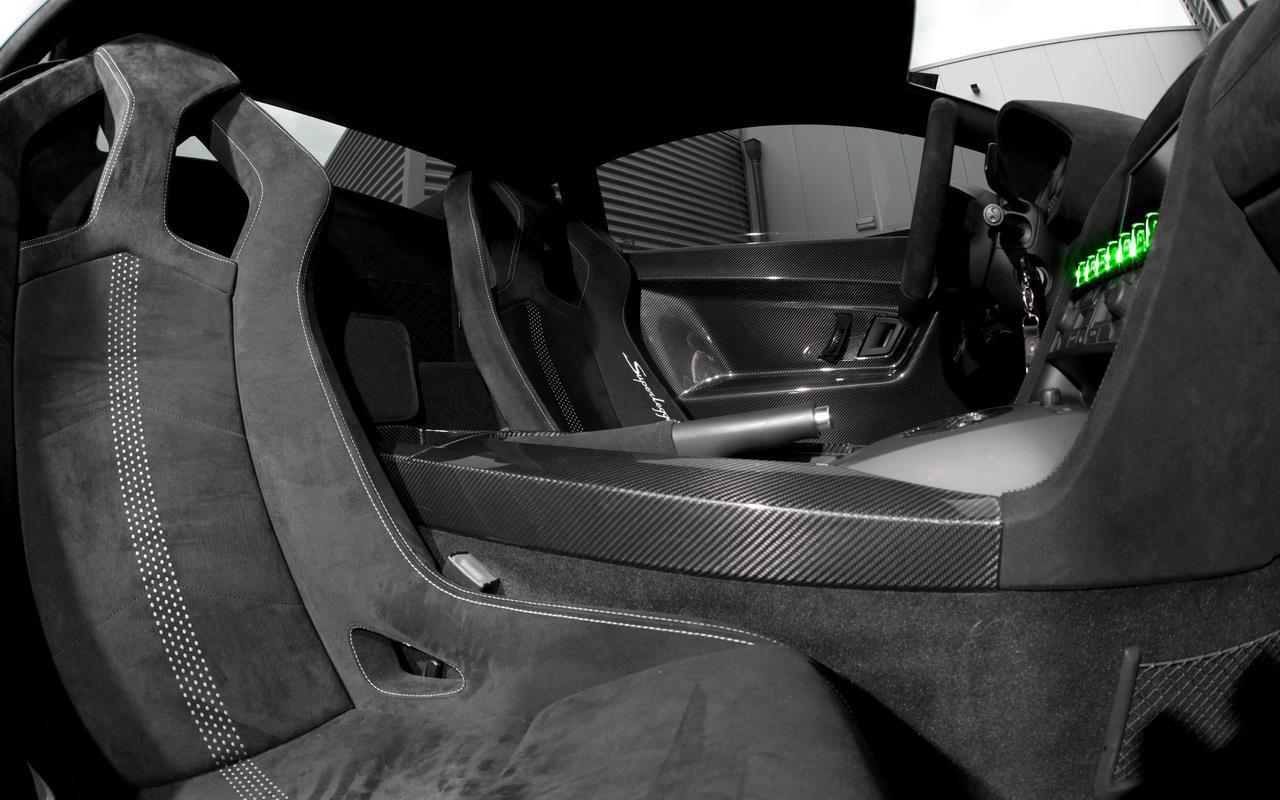 Lamborghini Gallardo Green Beret od Wheelsandmore 7