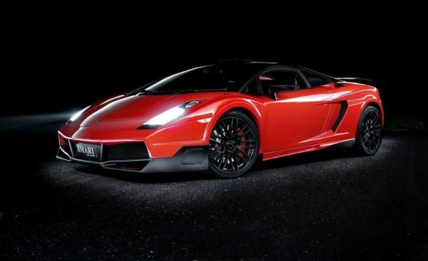 Lamborghini Gallardo Invidia 540 Edition od Amari Design 1
