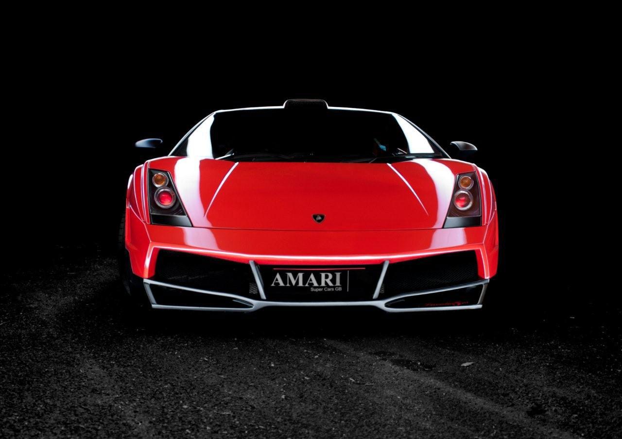 Lamborghini Gallardo Invidia 540 Edition od Amari Design 2