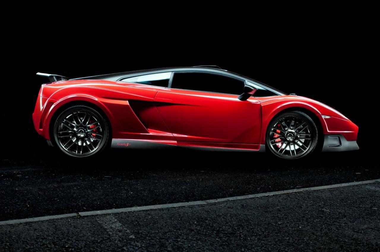 Lamborghini Gallardo Invidia 540 Edition od Amari Design 3