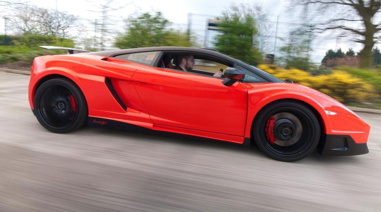 Lamborghini Gallardo Invidia 540 Edition od Amari Design 7