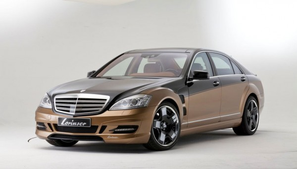 Mercedes-Benz S600 s maximálkou přes 300 kmh 1