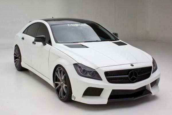 Misha Designs představil nový bodykit pro Mercedes CLS 1