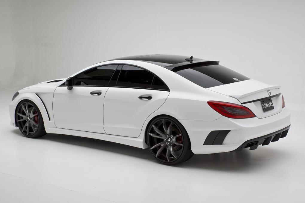Misha Designs představil nový bodykit pro Mercedes CLS 3
