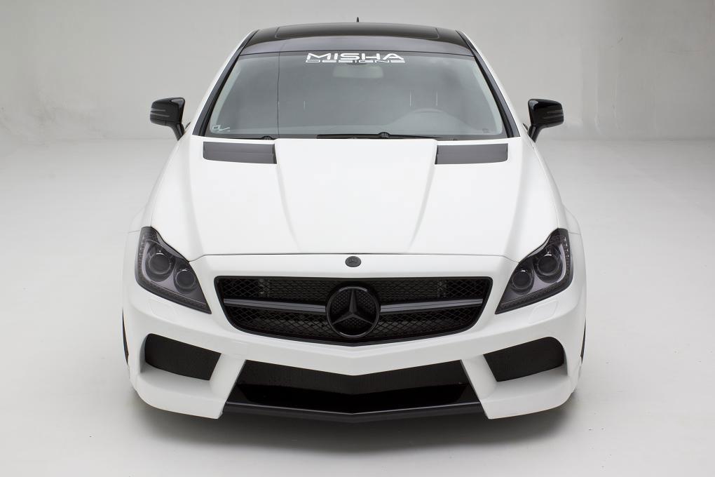 Misha Designs představil nový bodykit pro Mercedes CLS 6