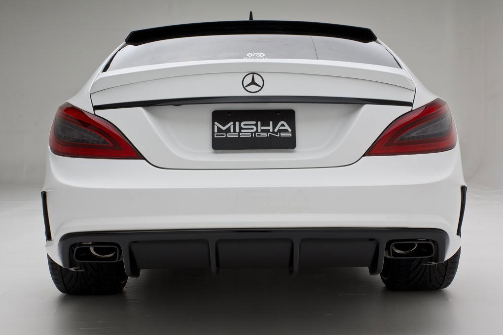 Misha Designs představil nový bodykit pro Mercedes CLS 8