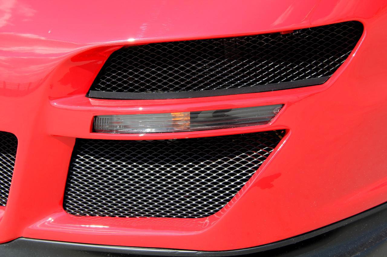 Porsche 911 Carrera 4S jako Red Baron 5