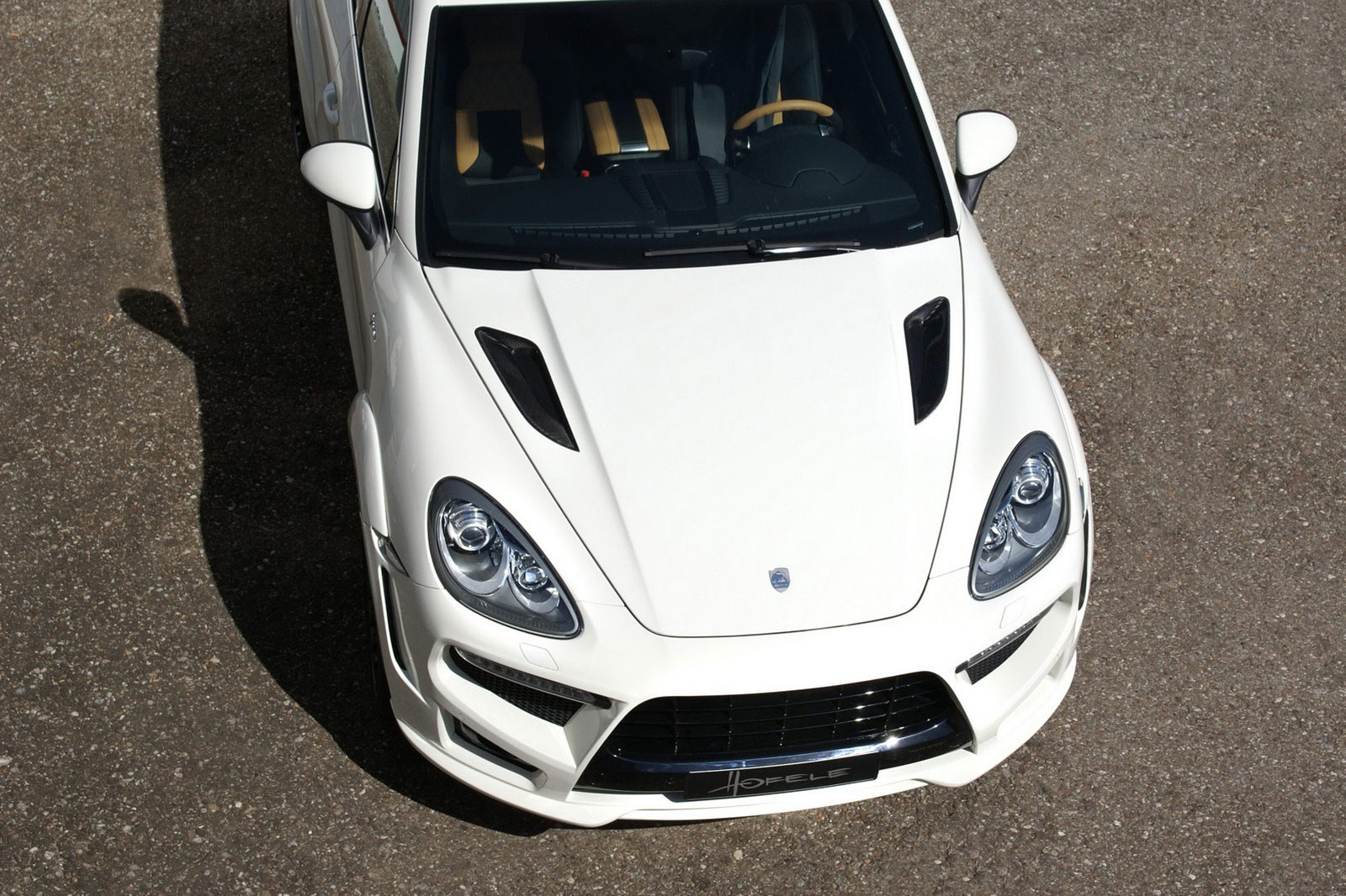 Porsche Cayenne prodělalo několik vylepšení u Hofele Design 4