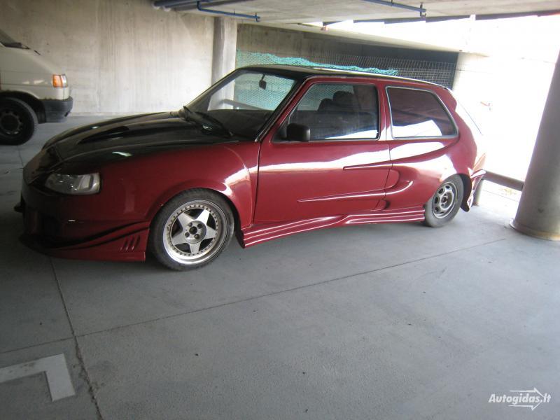 Toto auto můžete potkat v Litvě 2