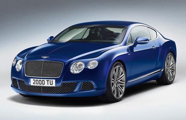 Bentley Continental GT Speed bude mít svou premiéru v Goodwoodu 1