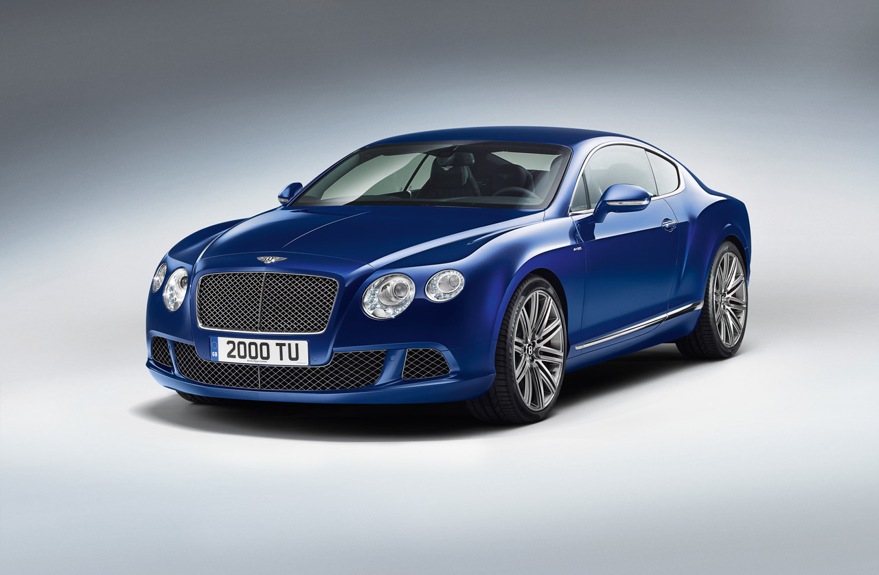 Bentley Continental GT Speed bude mít svou premiéru v Goodwoodu 3