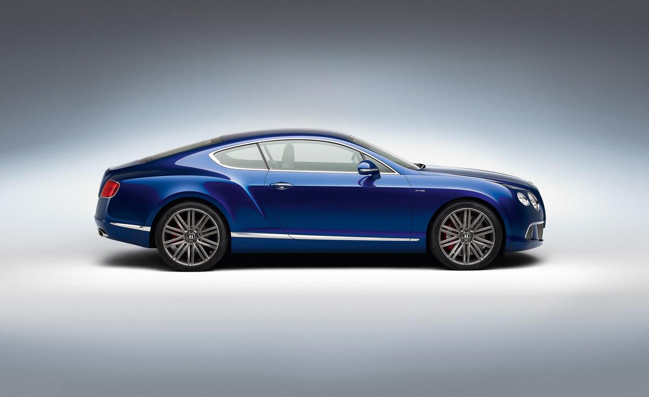 Bentley Continental GT Speed bude mít svou premiéru v Goodwoodu 4