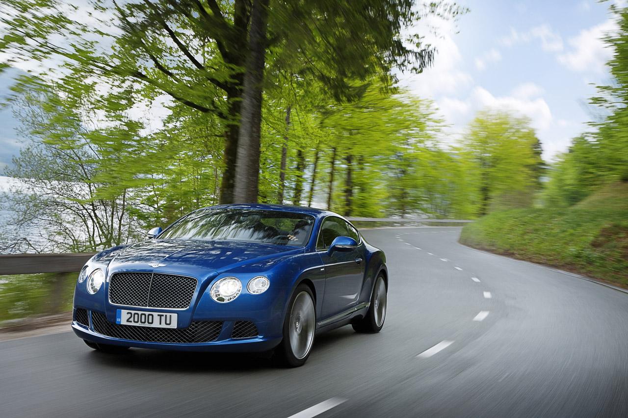 Bentley Continental GT Speed bude mít svou premiéru v Goodwoodu 5