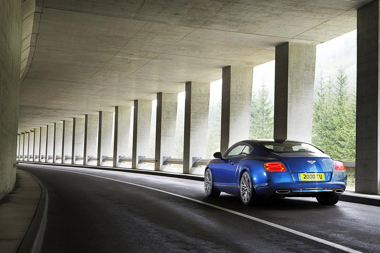Bentley Continental GT Speed bude mít svou premiéru v Goodwoodu 6