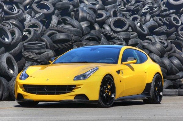 Ferrari FF má nově pod kapotou 702 koní 1