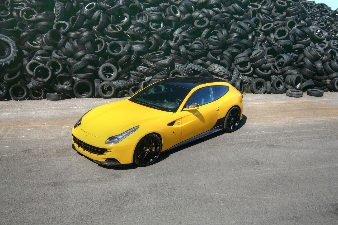 Ferrari FF má nově pod kapotou 702 koní 2