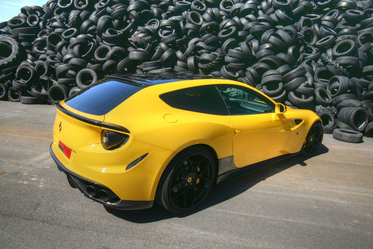 Ferrari FF má nově pod kapotou 702 koní 3