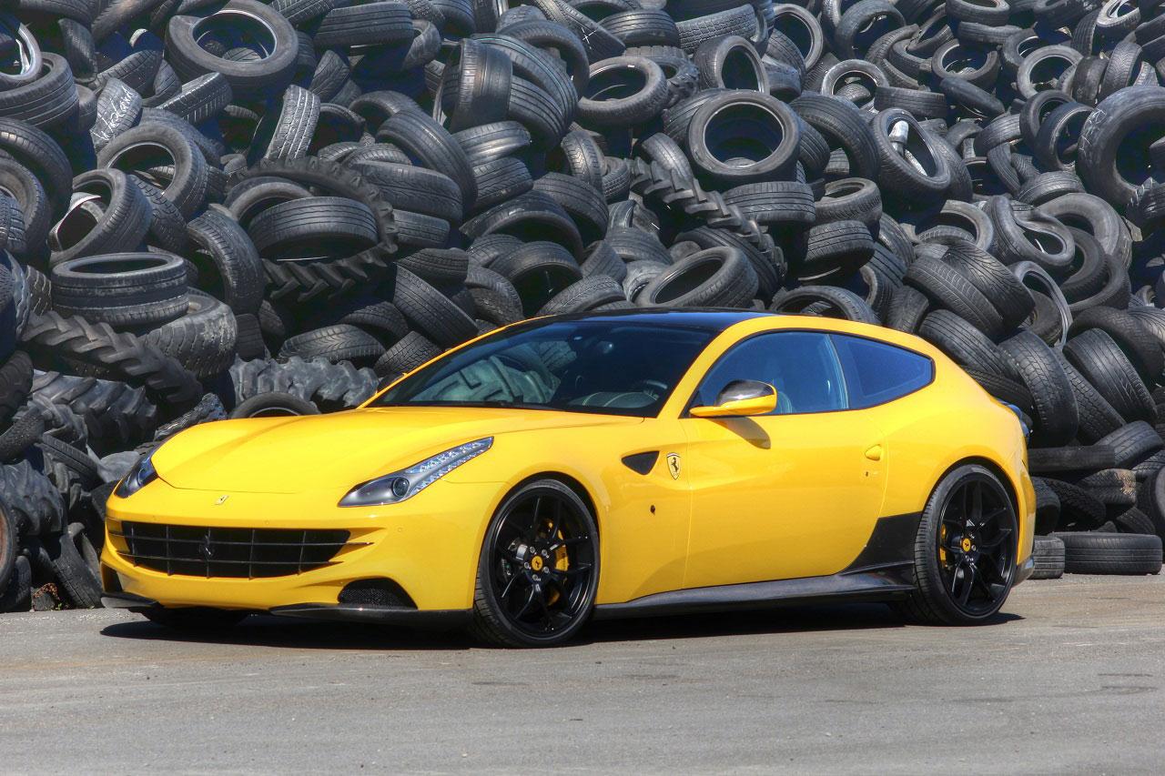 Ferrari FF má nově pod kapotou 702 koní 4
