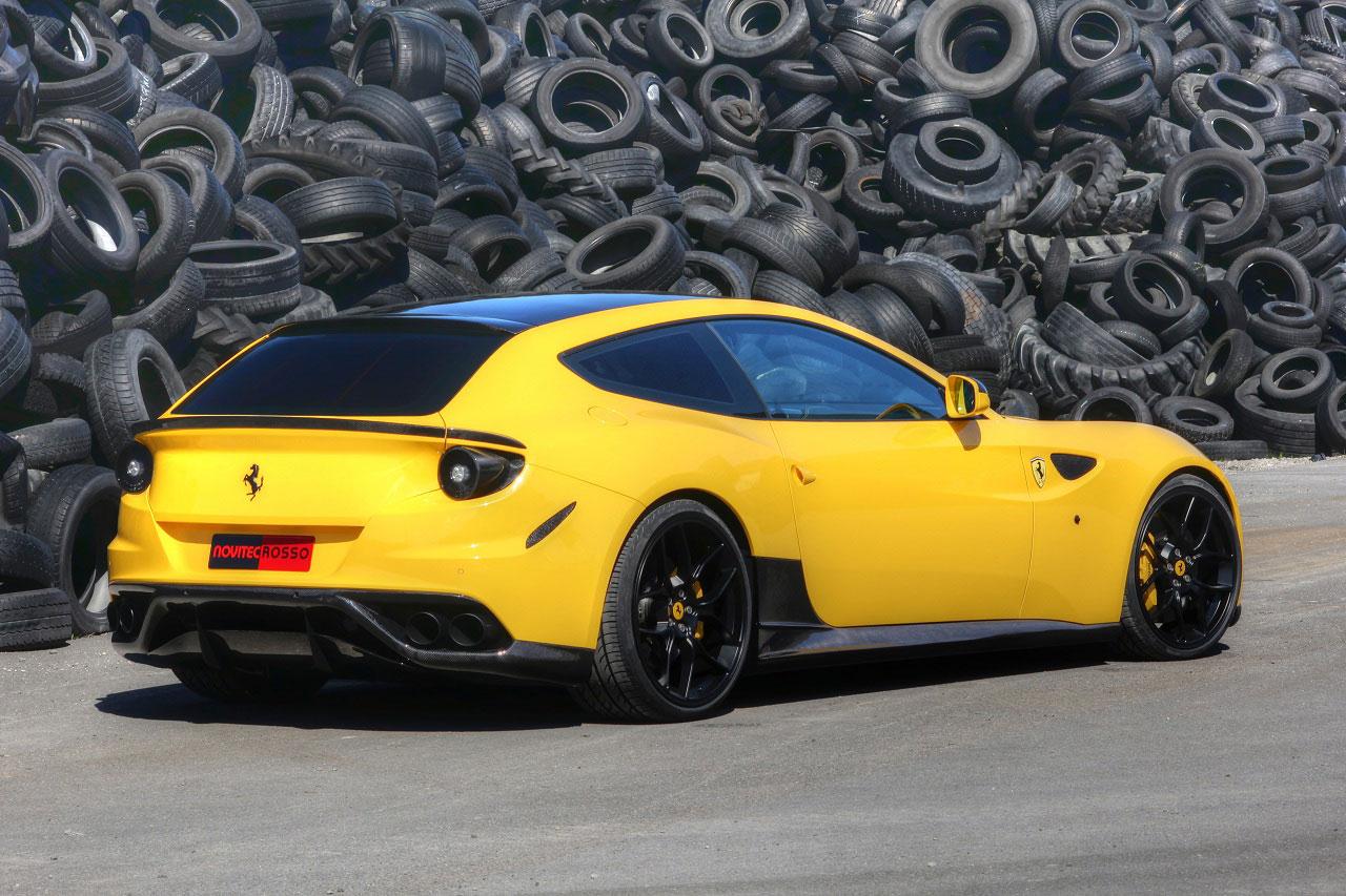 Ferrari FF má nově pod kapotou 702 koní 5