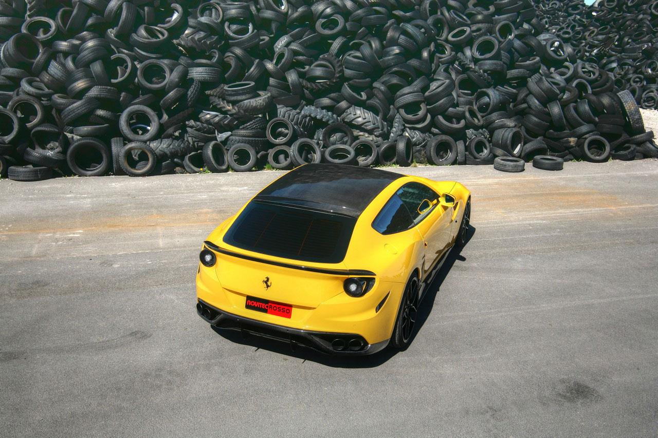 Ferrari FF má nově pod kapotou 702 koní 7