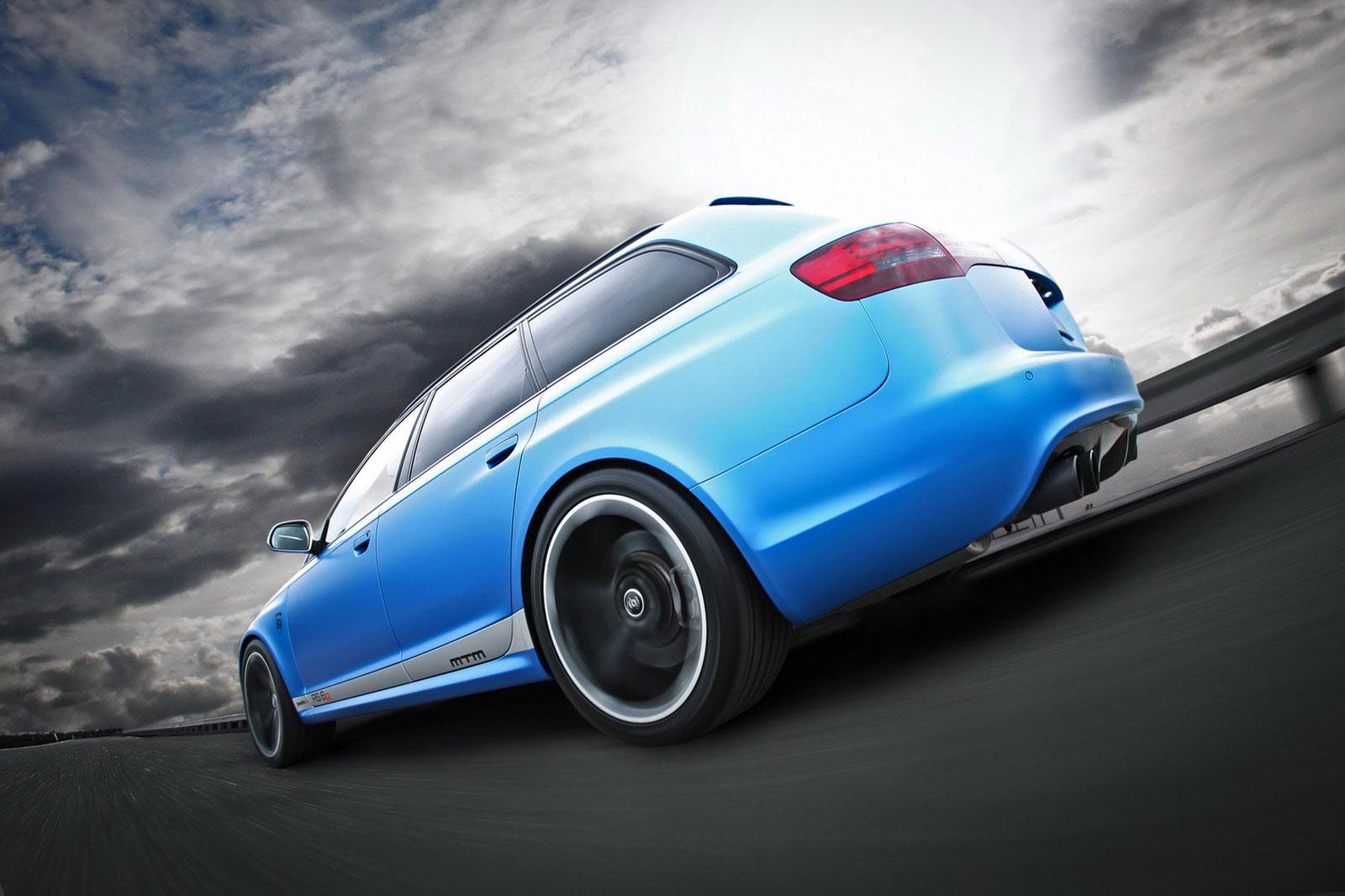 Fostla a MTM vytvořili velmi našlapané Audi RS6 Avant 2