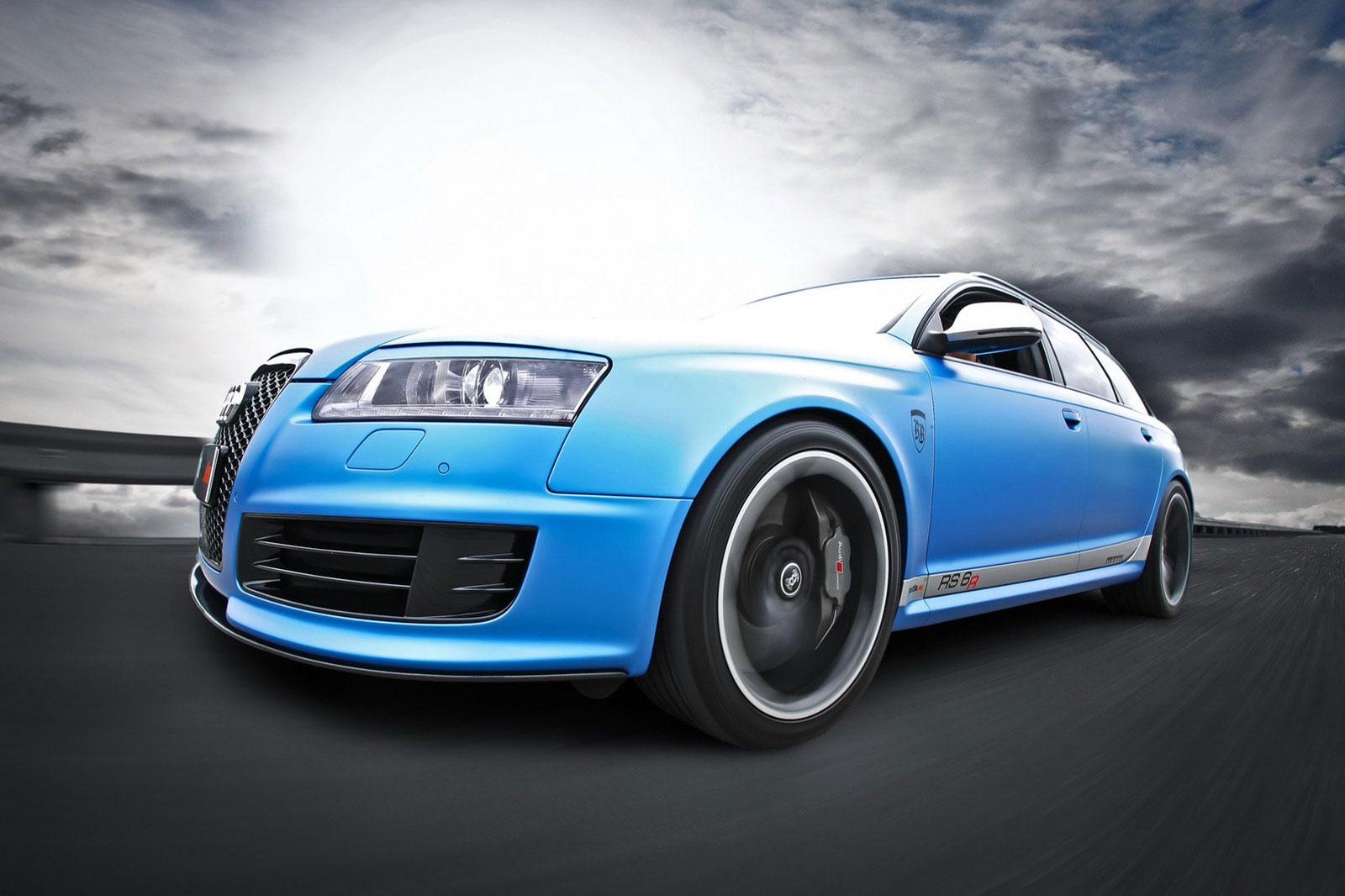 Fostla a MTM vytvořili velmi našlapané Audi RS6 Avant 3