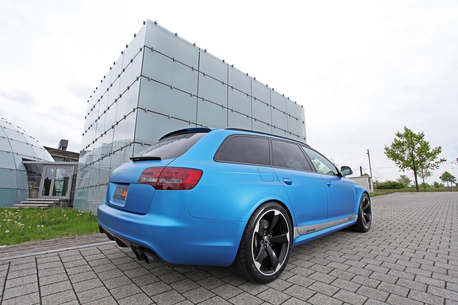 Fostla a MTM vytvořili velmi našlapané Audi RS6 Avant 7