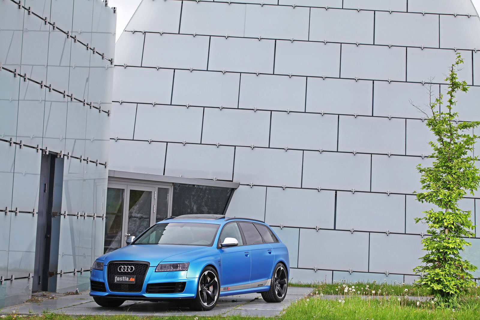 Fostla a MTM vytvořili velmi našlapané Audi RS6 Avant 9