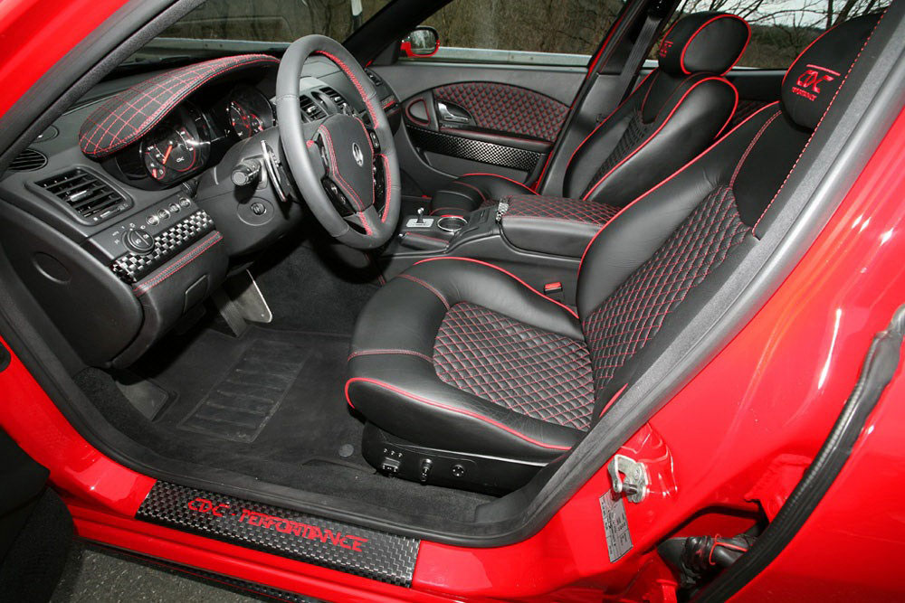 Maserati Quattroporte v novém stylu od CDC Performance 10