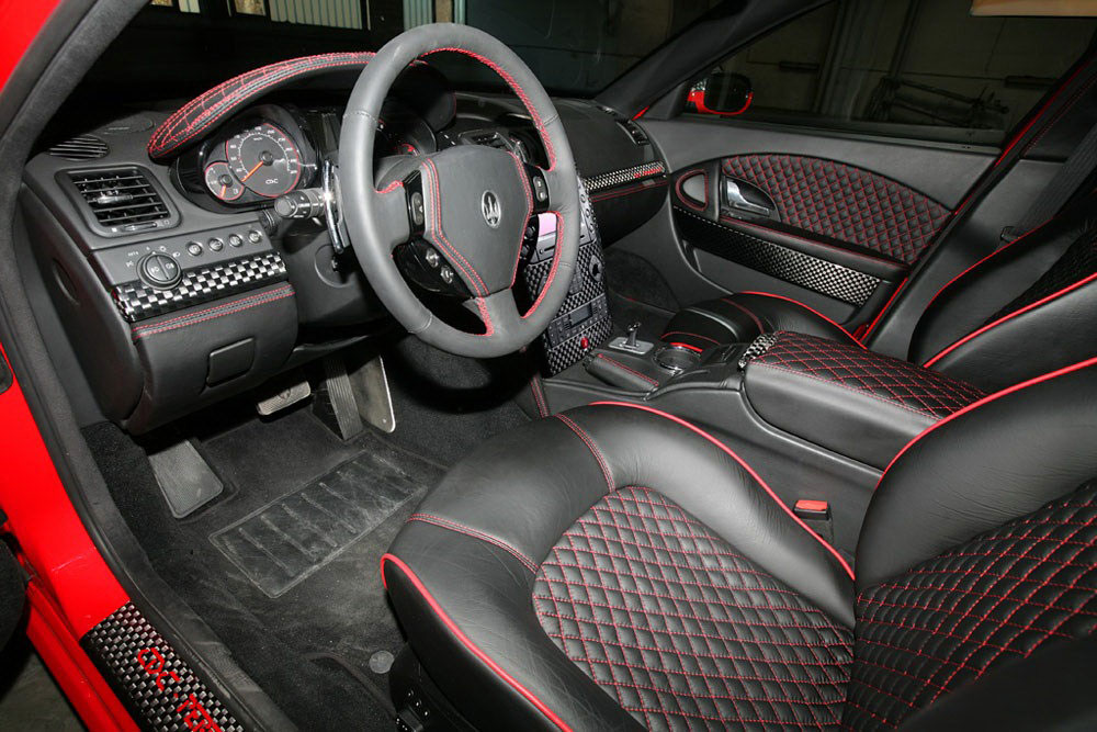 Maserati Quattroporte v novém stylu od CDC Performance 11