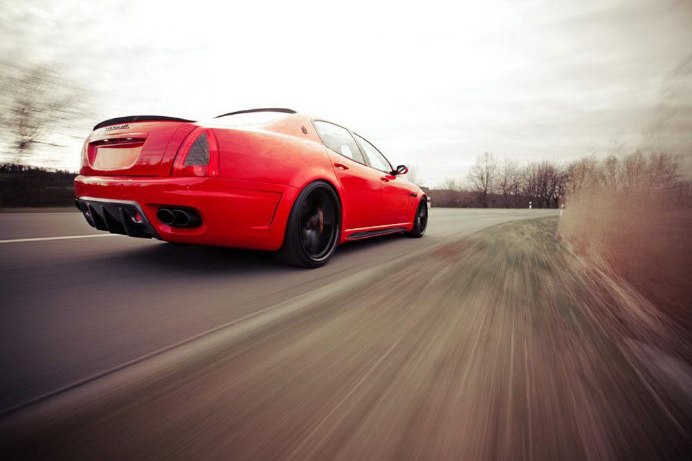 Maserati Quattroporte v novém stylu od CDC Performance 3