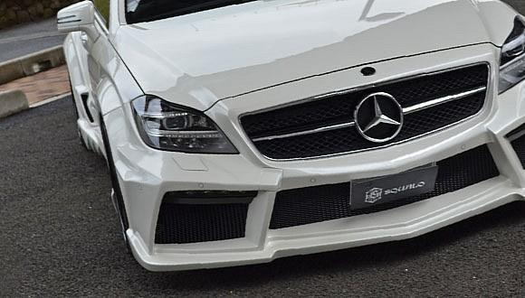 Mercedes-Benz CLS v agresivním hávu od VITT Performance 4