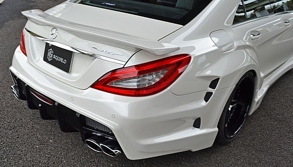 Mercedes-Benz CLS v agresivním hávu od VITT Performance 7