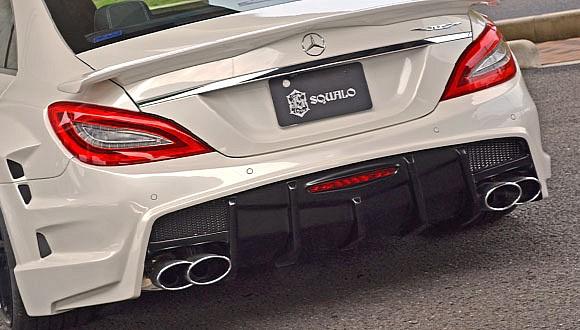 Mercedes-Benz CLS v agresivním hávu od VITT Performance 8