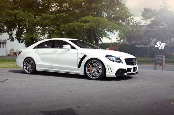 Project Luna od Mercedes-Benz CLS63 AMG 1